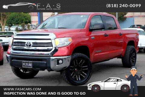 2016 Toyota Tundra for sale at Best Car Buy in Glendale CA