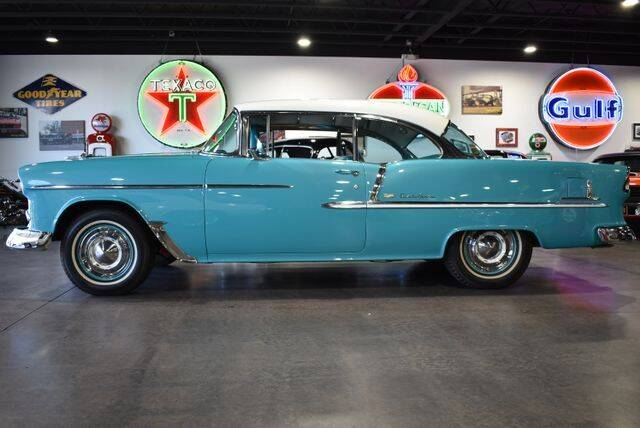 1955 Chevrolet Bel Air for sale at Choice Auto & Truck Sales in Payson AZ