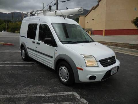 2013 Ford Transit Connect for sale at ARAX AUTO SALES in Tujunga CA