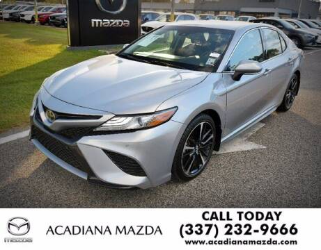 2018 Toyota Camry for sale at Acadiana Automotive Group in Lafayette LA