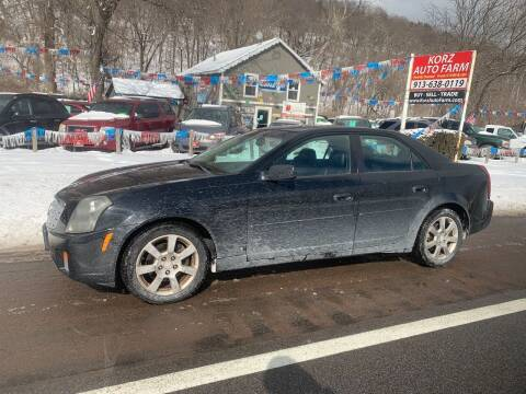 2006 Cadillac CTS for sale at Korz Auto Farm in Kansas City KS