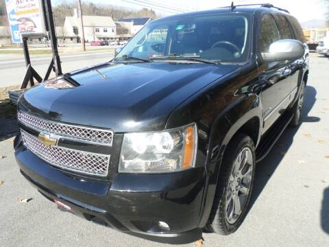 2009 Chevrolet Tahoe for sale at AUTO CONNECTION LLC in Springfield VT