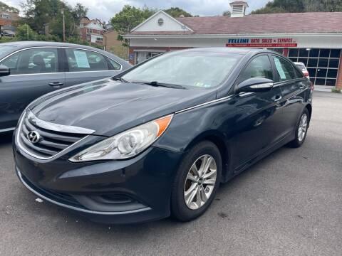 2014 Hyundai Sonata for sale at Fellini Auto Sales & Service LLC in Pittsburgh PA