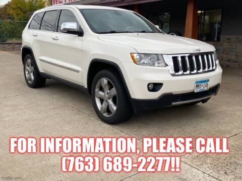 2011 Jeep Grand Cherokee for sale at Affordable Auto Sales in Cambridge MN