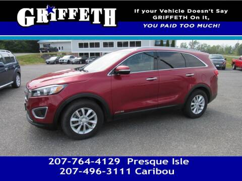 2017 Kia Sorento for sale at Griffeth Mitsubishi - Pre-owned in Caribou ME