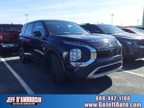 2022 Mitsubishi Outlander for sale at Jeff D'Ambrosio Auto Group in Downingtown PA
