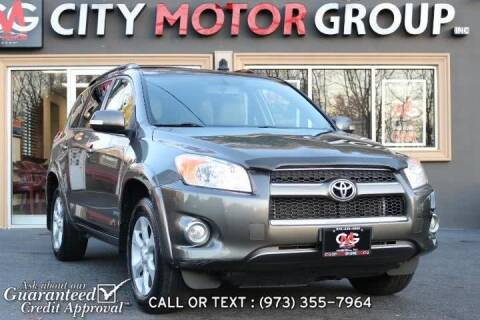 2012 Toyota RAV4 for sale at City Motor Group, Inc. in Wanaque NJ