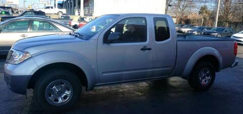 2018 Nissan Frontier for sale at Rayyan Auto Sales LLC in Lexington KY