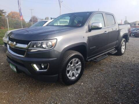 2017 Chevrolet Colorado for sale at Cascade Used Auto Sales in Martinsburg WV