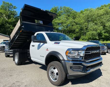 2019 RAM Ram Chassis 5500 for sale at Griffith Auto Sales in Home PA