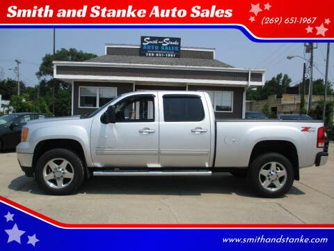 2012 GMC Sierra 2500HD for sale at Smith and Stanke Auto Sales in Sturgis MI