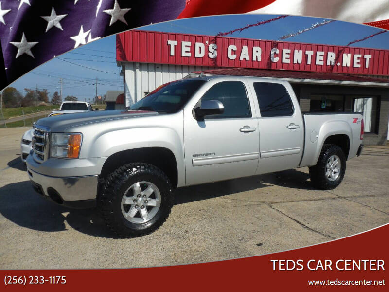 2010 GMC Sierra 1500 for sale at TEDS CAR CENTER in Athens AL