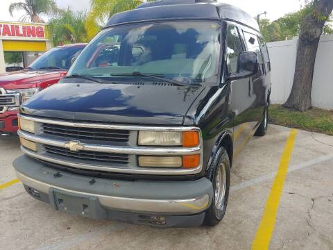 1996 Chevrolet Express for sale at Autos by Tom in Largo FL