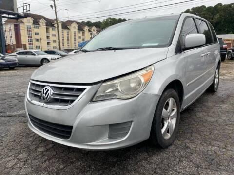 2010 Volkswagen Routan for sale at DREWS AUTO SALES INTERNATIONAL BROKERAGE in Atlanta GA