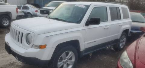 2011 Jeep Patriot for sale at Superior Auto Sales in Miamisburg OH