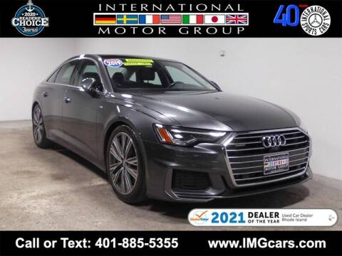 2019 Audi A6 for sale at International Motor Group in Warwick RI