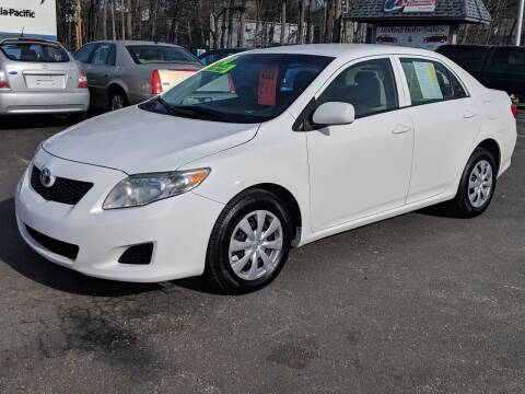 2010 Toyota Corolla for sale at United Auto Service in Leominster MA