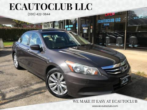 2011 Honda Accord for sale at ECAUTOCLUB LLC in Kent OH