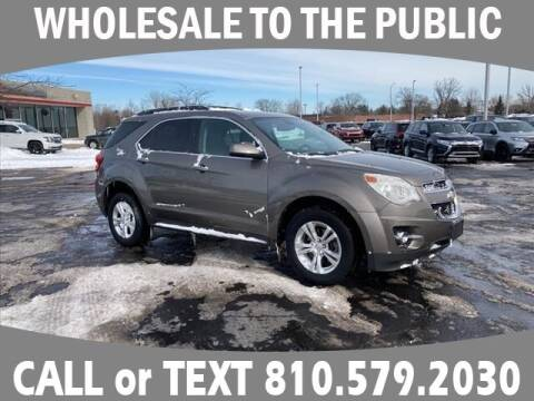 2010 Chevrolet Equinox for sale at Lasco of Grand Blanc in Grand Blanc MI