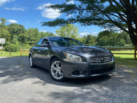 2012 Nissan Maxima for sale at Deals On Wheels LLC in Saylorsburg PA