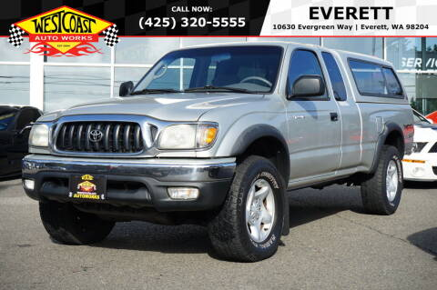 2001 Toyota Tacoma for sale at West Coast Auto Works in Edmonds WA