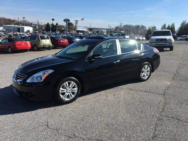 2010 Nissan Altima for sale at Hillside Motors Inc. in Hickory NC