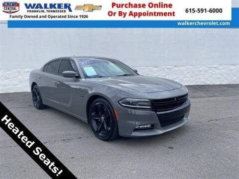 2017 Dodge Charger for sale at WALKER CHEVROLET in Franklin TN