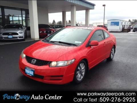 2009 Honda Civic for sale at PARKWAY AUTO CENTER AND RV in Deer Park WA