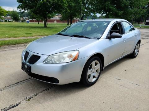 2009 Pontiac G6 for sale at World Automotive in Euclid OH