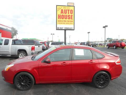 2009 Ford Focus for sale at AUTO HOUSE WAUKESHA in Waukesha WI