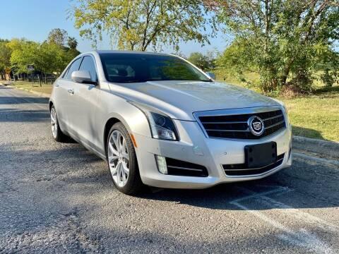 2014 Cadillac ATS for sale at Texas Auto Trade Center in San Antonio TX