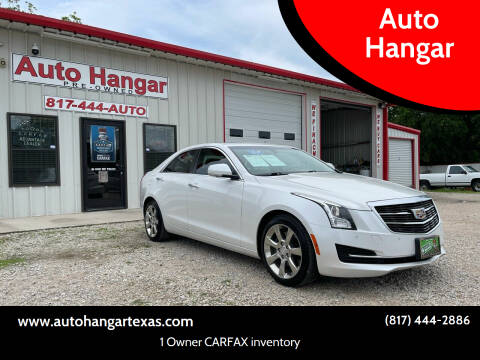 2016 Cadillac ATS for sale at Auto Hangar in Azle TX