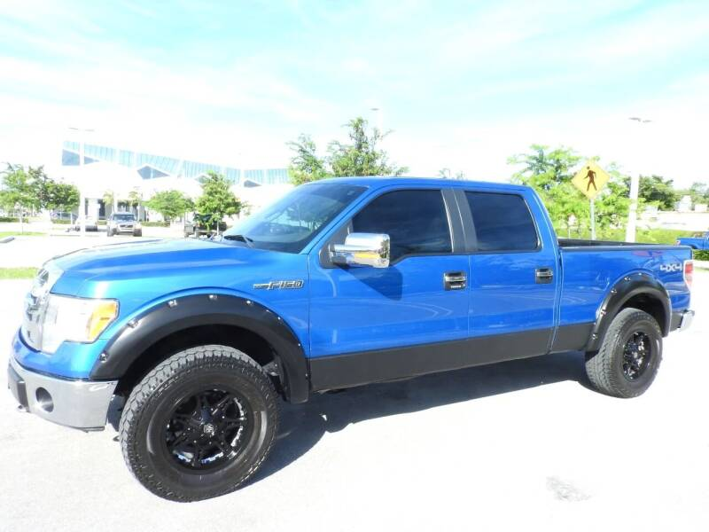 2009 Ford F-150 for sale at Winners Autosport in Pompano Beach FL