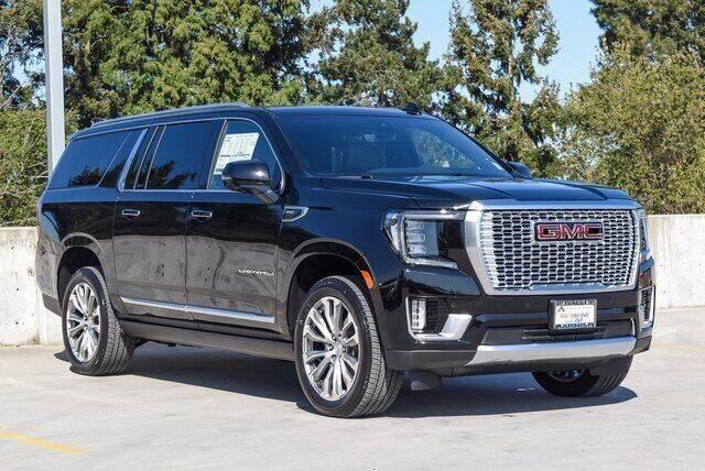 2021 GMC Yukon XL for sale at Washington Auto Credit in Puyallup WA