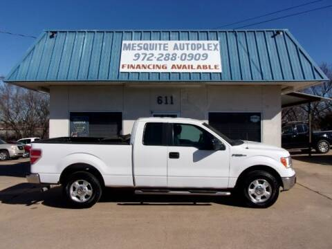 2014 Ford F-150 for sale at MESQUITE AUTOPLEX in Mesquite TX