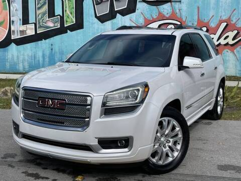 2016 GMC Acadia for sale at Palermo Motors in Hollywood FL
