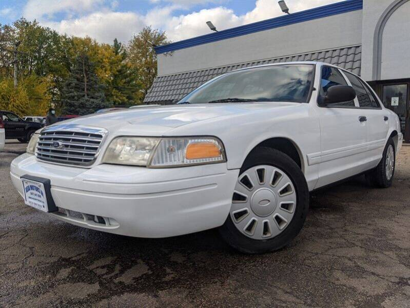 2008 Ford Crown Victoria for sale in Melrose Park, IL