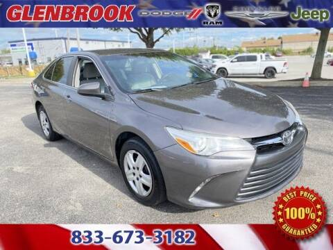 2016 Toyota Camry for sale at Glenbrook Dodge Chrysler Jeep Ram and Fiat in Fort Wayne IN