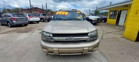 2005 Chevrolet TrailBlazer for sale at Frankies Auto Sales in Detroit MI