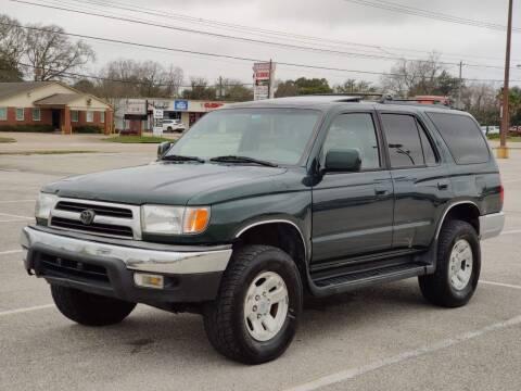 1999 Toyota 4Runner for sale at Loco Motors in La Porte TX