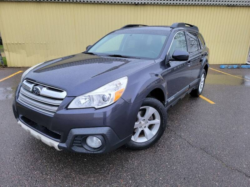 2013 Subaru Outback for sale at Summit Auto in Aurora CO