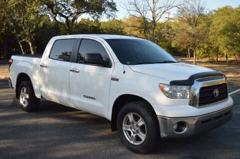 2008 Toyota Tundra for sale at Coleman Auto Group in Austin TX