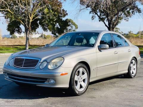 2004 Mercedes-Benz E-Class for sale at Silmi Auto Sales in Newark CA