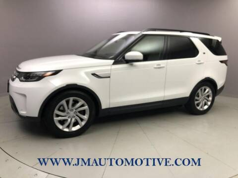 2017 Land Rover Discovery for sale at J & M Automotive in Naugatuck CT