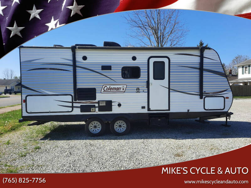2016 Coleman 225QB for sale at MIKE'S CYCLE & AUTO in Connersville IN