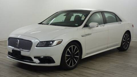 2017 Lincoln Continental for sale at TRAVERS GMT AUTO SALES - Traver GMT Auto Sales West in O Fallon MO