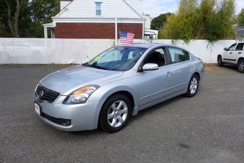 2009 Nissan Altima for sale at FBN Auto Sales & Service in Highland Park NJ