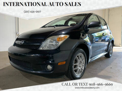 2006 Scion xA for sale at International Auto Sales in Hasbrouck Heights NJ