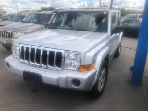 2007 Jeep Commander for sale at TTT Auto Sales in Spokane WA