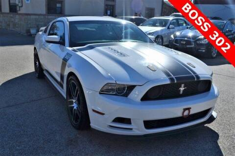 2013 Ford Mustang for sale at LAKESIDE MOTORS, INC. in Sachse TX